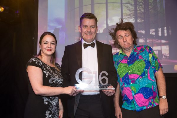 Commercial Project of the Year, Glassolutions  -  Hiscox in York